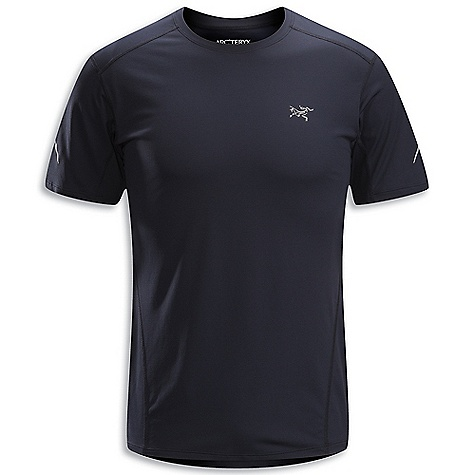 Free Shipping. Arcteryx Men's Motus SS Crew DECENT FEATURES of the Arcteryx Men's Motus Short Sleeve Crew New fabric Phasic SL fabric provides exceptional moisture management Crew neck Flatlocked seam construction for added comfort Reflective blades UPF 25+ We are not able to ship Arcteryx products outside the US because of that other thing. We are not able to ship Arcteryx products outside the US because of that other thing. We are not able to ship Arcteryx products outside the US because of that other thing. We are not able to ship Arcteryx products outside the US because of that other thing. The SPECS Weight: M: 3.4 oz / 97 g Fit: Trim, hip length Fabric: Phasic SL This product can only be shipped within the United States. Please don't hate us. - $64.95