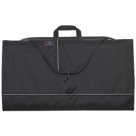 Entertainment On Sale. Eagle Creek Pack-It Garment Sleeve DECENT FEATURES of the Eagle Creek Pack-It Garment Sleeve Full-length packing solution for larger garments Padded three fold seams for wrinkle resistance Swivel-hook for versatile hanging options Fits in a 22-inch carry-on Quick-grab handle The SPECS Capacity: Fits 2 hangers Weight: 1 lb 2 oz / 510 g Dimension: 21 x 13 x 2in. / 53 x 33 x 5 cm 300D Poly Micro-Weave - $26.25