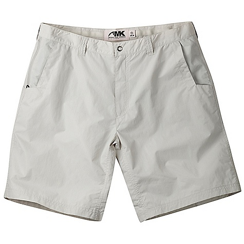 Free Shipping. Mountain Khakis Men's Equatorial Short - 11 Inch Inseam DECENT FEATURES of the Mountain Khakis Men's Equatorial Short - 11in. Inseam 3.7 oz 100% Nylon Super High Density Weave 80/20 Durable Water Repellent UVA-UVB 50+ Quick-dry, Lightweight and Packable 6 pockets with Mesh Pocket Bags 2 Zip Security Pockets Inseam Action Gusset Mid-Rise, Relaxed Fit The SPECS Waist: 28-44 E, 31-35 O Inseam: 11in. - $69.95