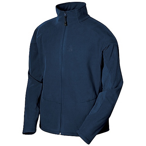 Free Shipping. Sierra Designs Men's Frequency Jacket DECENT FEATURES of the Sierra Designs Men's Frequency Jacket Two Hand Pockets Condor Sleeve Construction Mock Collar with Zipper Anti-Pilling Treatment The SPECS Center Back Length: 29in. Weight: 12 oz Shell: Frequency: 100% Polyester - $54.95