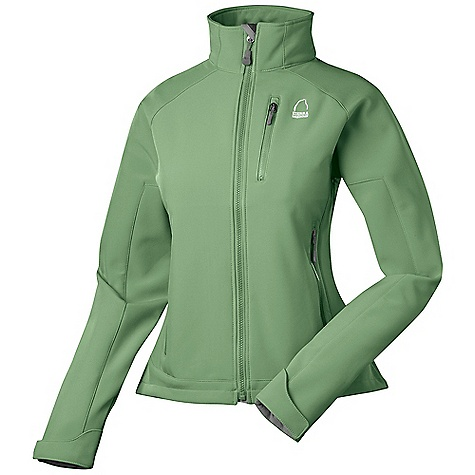 Free Shipping. Sierra Designs Women's Bullseye Jacket DECENT FEATURES of the Sierra Designs Women's Bullseye Jacket Two Zipper Hand Pockets, One Chest Pocket Interior Center Front Storm Flap Molded Tooth Zipper Interior Tricot Chin Guard Adjustable Cuff and Hem The SPECS Center Back Length: (M): 24 1/4in. Weight: 22 oz Shell: Bullseye: 95% Polyester, 5% Elastin, DWR - $98.95