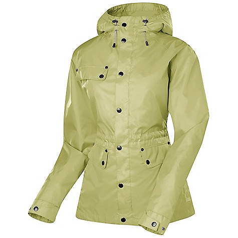Free Shipping. Sierra Designs Women's Incognito Parka DECENT FEATURES of the Sierra Designs Women's Incognito Parka Critical-Taped PVC-Free Seams Two Zipper/Cargo Hand Pockets Interior Waist Draw Cord One Interior Zip Pocket Attached, Adjustable Hood Fully Lined The SPECS Center Back Length: (M): 28 1/2in. Shell: Storm 100% Polyester - $98.95