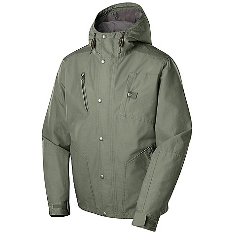 Free Shipping. Sierra Designs Men's Grand C. Parka DECENT FEATURES of the Sierra Designs Men's Grand C. Parka Two Hand Pockets Two Chest Pockets One Interior Zip Pocket Attached, Adjustable Hood The SPECS Center Back Length: (L): 28 1/2in. Shell: Garment Wash Era-60: 60% Cotton, 40% Nylon - $188.95