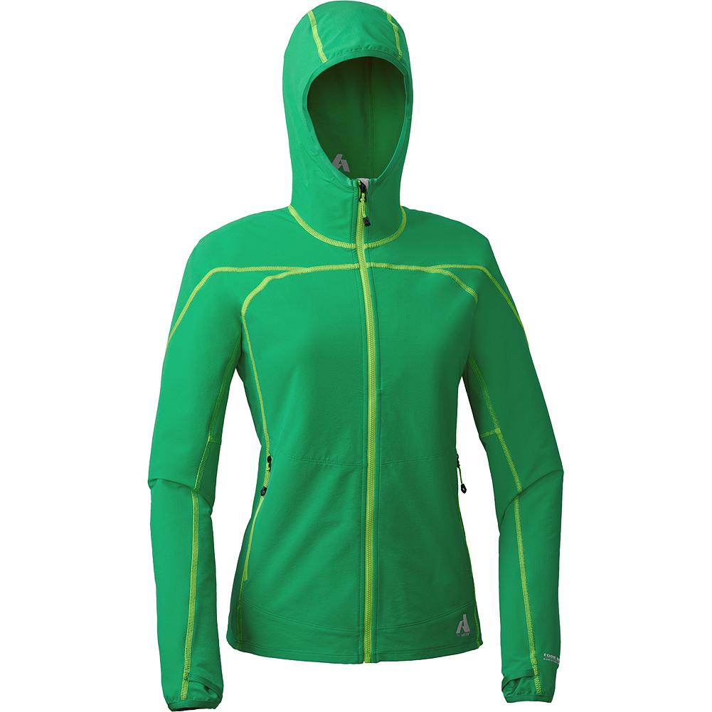 Fitness Eddie Bauer Sandstone(TM) Soft Shell Hoodie - Based on the guide-favorite Sandstone Soft Shell, the Sandstone Hoodie provides active performance with an alpine focus. Great for everything from trail running to alpine climbing. - $119.00