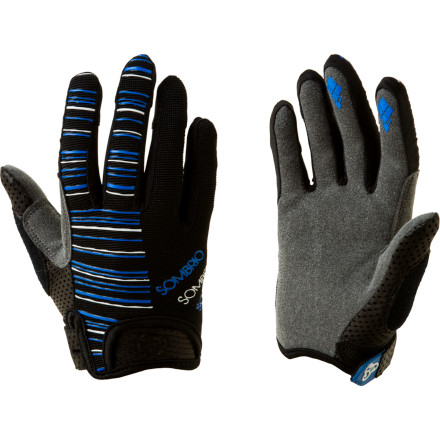 MTB You may have grown up trying to keep up with the boys, but when it comes to your gear, you want it to be just for you. The Sombrio Women's Lily Glove agrees, and it packs all the same features the guys enjoy into a feminine, women's-specific glove. - $11.98