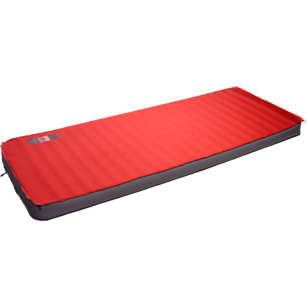 Camp and Hike Camping doesn't necessarily have to be roughing it. The MegaMat 10 Sleeping Pad keeps you comfortable while you sleep. In fact, the MeagaMat has adjustable firmness that feels so good, you might end up inflating it on your floor at home and sleeping there. - $218.95