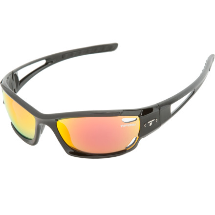 Entertainment Tifosi Dolomite Sunglasses are made with super-tough materials and tons of ventilation, and they provide you with several different lens options so you can adapt your vision to the changing light. - $41.97