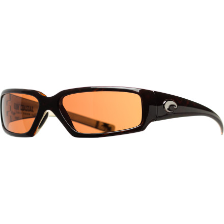 Entertainment The Costa Del Mar Rincon Kenny Chesney Edition Sunglasses invoke images of catching a tarpon on the fly, watching the sunset with a frosty mug in hand, and chillin' on the beach. - $104.27