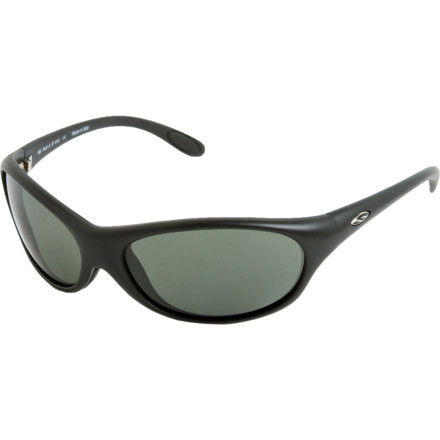 Entertainment Smith built the Guides Choice Polarized Sunglasses to withstand everything that Mother Nature can throw your way. The Techlite glass lenses feature TLT tapering for distortion-free vision during the gnarliest storms, and polarizing filters to eliminate glare on sunny days. - $178.95