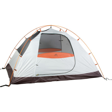 Camp and Hike When youre sharing a tent with two other people, you need all the ventilation you can get. The Alps Mountaineering Lynx AL 2-Person 3-Season Tent features four half-mesh walls for excellent breathability and seam-sealed fly and floor construction for three-season camping protection. - $139.97