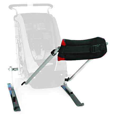 Ski The XC Skiing CTS Kit lets you slide and glide, with your kids in tow. Everyone, your kids included, loves a sunny day on the snow. Now you can convert your Chariot Carrier to take the little ones over the hills and through the woods. *Only Available for Shipment to Lower 48 States. - $274.95