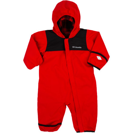 Columbia was good enough to load the Bugababy Interchange Bunting with some of its best technology to keep Junior warm and comfortable. The removable liner can be worn separately, too, so the Bugababy is more than just cold-weather outerwear. - $41.97