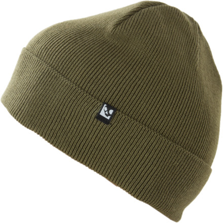 The big man may sport a goofy hat with a pom and fuzzy rim when he heads out for the 'big night,' but the rest of the time he shreds pow, skates ramps, and sports the Skullcandy Klaus 2 Beanie under his phones. - $9.98