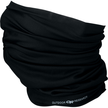 Whether you're trying to keep the cool river air at bay or you need some extra protection from the sun, turn to the Echo bertube for refuge. Super lightweight, this quick-drying, moisture-wicking, and breathable neck gaiter keeps mosquitos from chomping up the back of your neck so you stay comfortable. - $12.57