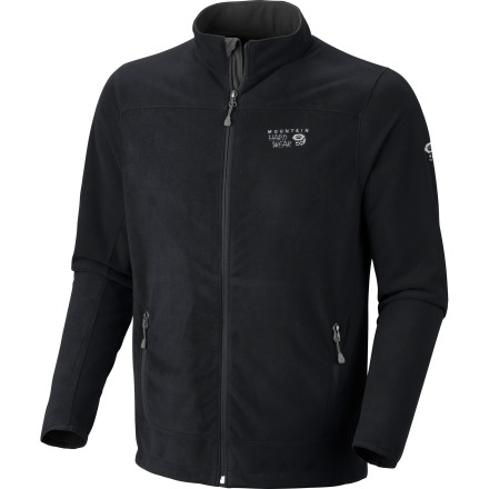Regardless of the pursuit, a reliable fleece jacket is an essential item for every outdoor enthusiast. The Mountain Hardwear Men's Nansen Fleece Jacket uses AirShield Elite polyester fleece for  windproof, water-resistant protection that keeps you dry and comfy on steep sections of trail. - $94.95