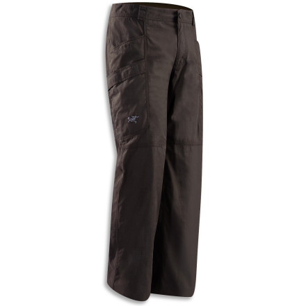Arc'tryx gave the Raider Pants a lighter feel for all-day, on-the-trail comfort. Throw these on when you want an authentic pair of outdoor pants that are durable, functional, and comfortable. - $118.95