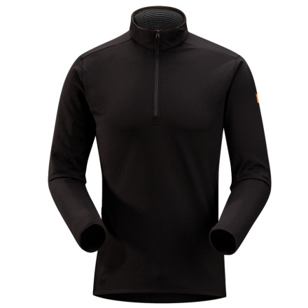 Ski The stop-and-go aerobic activity of ski touring, snowshoeing, mountaineering, and climbing can all lead to a bit of a chill if your base layer isn't up to the task. So Arc'teryx crafted the Men's Phasic SV Zip Neck Top for efficient insulation and wicking, so you can stay comfortably dry all day long. The top's soft, fuzzy interior warms you and draws perspiration away quickly, and its smooth outer face encourages quick evaporation. The Phase SV Top glides easily under your other layers, and a deep zip neckline lets you boost ventilation when you're breaking trail. - $52.47