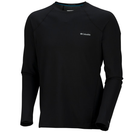 Ski Whether you rock it under your fleece jacket, below your ski shell, or on it's own during a trail run, The Columbia Baselayer Midweight Top helps you make the most out of the cool-weather months. - $54.95
