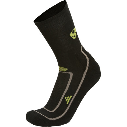 Camp and Hike Stoic Merino Comp Hiking Socks - 1-Pair - $9.75