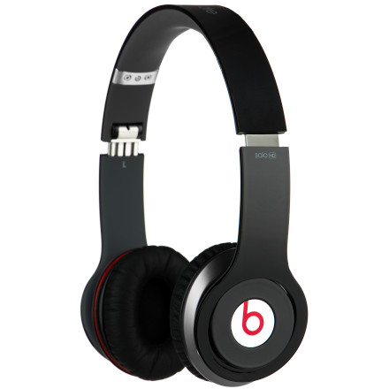 Entertainment You don't ask for much. All you want is studio-quality sound, the ability to talk on your phone hands-free ... oh, and you want to look amazing. Ok, so maybe you do ask for a lot, but that's why BeatsbyDre created the Beats Solo HD High Definition On Ear Headphone. - $179.95