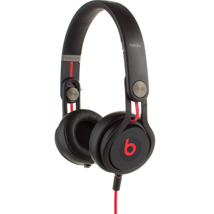 Entertainment The Beats By Dre Mixr High-Definition Headphones blend together sleek style, serious sound quality, and DJ-friendly functionality. Developed in partnership with Grammy-award-winning DJ David Guetta, the Mixr includes two detachable cables for studio and everyday use and features swiveling earcups for single-ear monitoring when you're in the mix. - $249.95