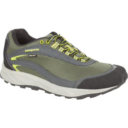 Fitness Patagonia Footwear Arrant Leather GTX Trail Running Shoe - Men's - $59.98