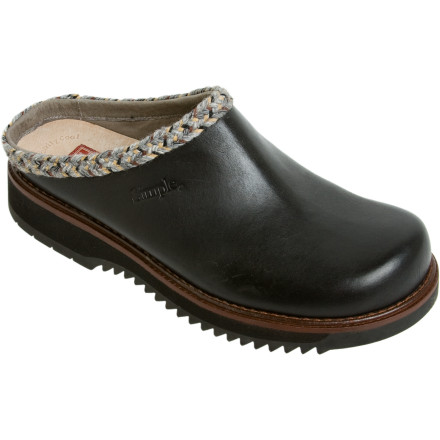 Simples New Original Clogs combine the wickedly new with the traditionally original to arrive at a pair of winter kicks as oxymoronic as they are mind-alteringly comfortable. Theyre ideal for those times when youre not sure if youre supposed to be coming or going, but are pretty sure youll encounter icy sidewalks along the way. Slip them on your feet when you dont feel like bending over to tie a pair of shoes. - $33.73