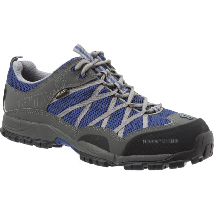 Camp and Hike The Inov 8 Terroc 345 GTX Hiking Shoe tackles any trail regardless of the impending thunderheads, and doesn't bog you down with unnecessary weight. Proprietary design technology makes this your go-to footwear when the goal is to bag elevation in a specific time frame without letting little things like the weather stop you. - $143.96