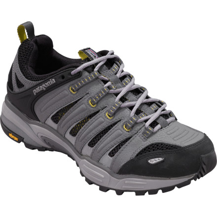 Camp and Hike Patagonia Footwear Release Leather Hiking Shoe - Men's - $91.00