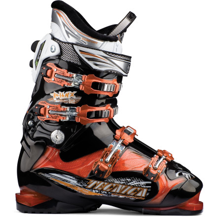 Ski Adjust the fit and responsiveness of your boot on the fly with the Tecnica Phoenix 12 Airshell Ski Boot. Tecnica built the Phoenix 12 with Airshell technology, an air bladder between the liner and shell that you pump up to customize fit and optimize performance. - $202.50