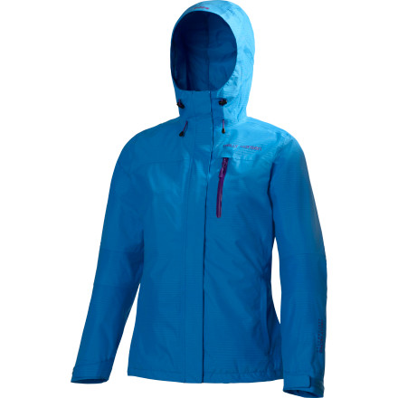 Fitness While some rain shells leave you feeling stuffy and swampy, the Helly Hansen Women's Robson Rain Jacket uses Helly Tech 2.5 layer storm-proof protection to keep you dry inside and out. - $84.98