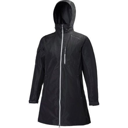 Fitness Helly Hansen Long Belfast Jacket - Women's - $119.96