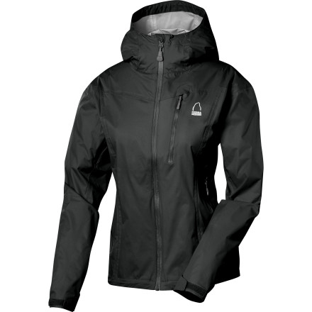 Fitness Who said you need to spend a fortune to get dependable waterproof breathable protection' The Sierra Designs Women's Stellar Jacket disproves this misconception, using the Tropozone 2.5-layer shell fabric and weatherproof construction to make the case that some reasonably-priced rainwear is more than up to the job of keeping your dry and comfortable on the trail. - $39.58