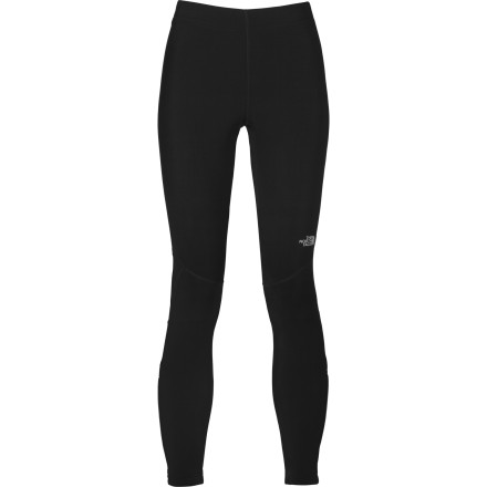 Fitness When fair-weather runners skulk onto their treadmills or head to the stink-pit, aka gym, bust loose in The North Face Women's Winter Warm Tight. A tight with a cozy, brushed interior and stretchy mobility, it's uber-supportive, warm, and performance-oriented. Take this tight out for anytime freedom. - $84.95