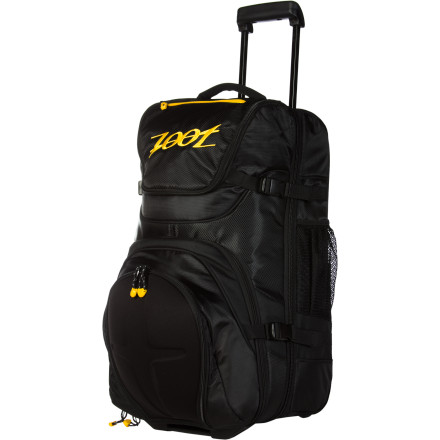 Entertainment ZOOT Ultra Tri Carry On Bag - $119.96