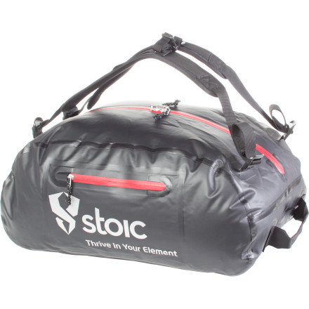 Camp and Hike From toting gear on cross-ocean expeditions to protecting your goods in the off-season, Stoics extremely burly, waterproof Welded Haul Duffel knows a thing or more about hauling precious cargo. - $103.20