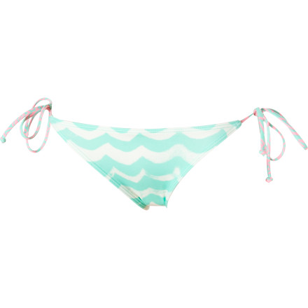 Surf Slide into the Billabong Surf Capsule Madison Bikini Bottoms, slip on your matching top, and check the surf report. These tie-side bottoms have a skimpy back cut that lets your cheeks feel just a bit of the summer sun and the ocean salt. - $14.88