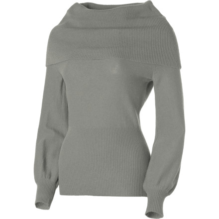 Patagonia Lambswool Cowl Sweater - Women's - $44.50