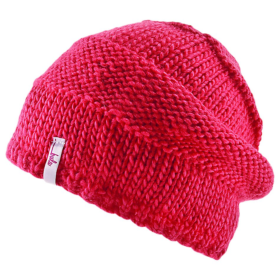 Ski Bula Anne Womens Hat - Feel the warmth of the Bula Anne Beanie atop your head when you hit the slopes this winter. Also perfect for those times you're stepping out to run errands, the Wool/Acrylic mix will ensure that your ears and head stay toasty warm and cozy. . Warranty: Other, Battery Heated: No, Material: Wool/Synthetic Blend, Lined: No, Type: Beanie, Model Year: 2012, Product ID: 249499 - $24.95