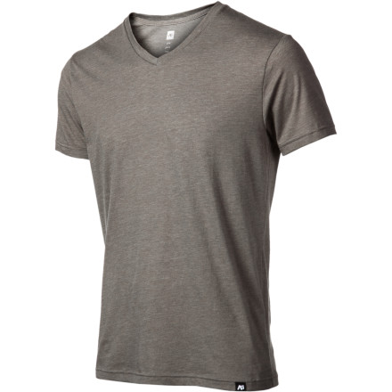 Get three more days of clean laundry with the Analog Men's 3 Pack V-Neck T-Shirt. On the fourth day, you'd better head to the laundromat. Or you could always just buy another 3-pack of clean shirts. - $33.56