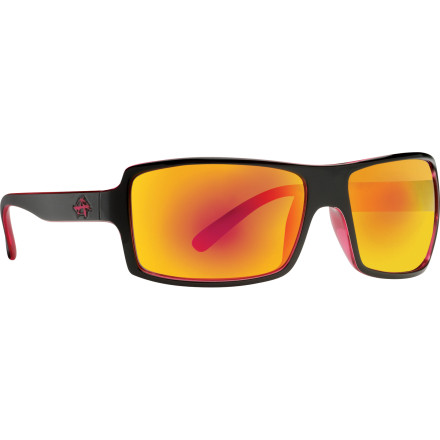Entertainment Try not to mess with the Dragon Malice Sunglasses. We heard the last guy who crossed them ended up floating in a lake somewhere. Heavy. - $44.95