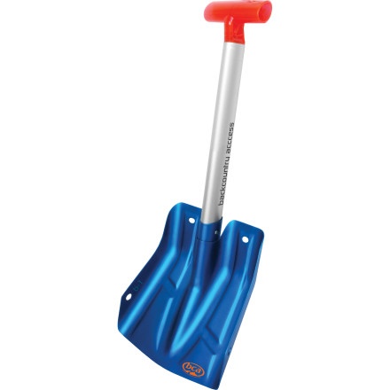 Snowboard Shave some weight when you venture into the backcountry with the Backcountry Access B1 Shovel. The lightest digger in the Backcountry Access shovel line, the B1 provides strong, solid performance when every second counts. - $38.21