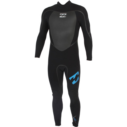 Surf Why store your board in the shed when you can surf all fall and into winter with the Billabong Men's 403 Sol SG5 BZ Wetsuit Packed with insulation, this flexible suit allows you to move easily in the water while providing a watertight seal for comfort and warmth. - $296.51