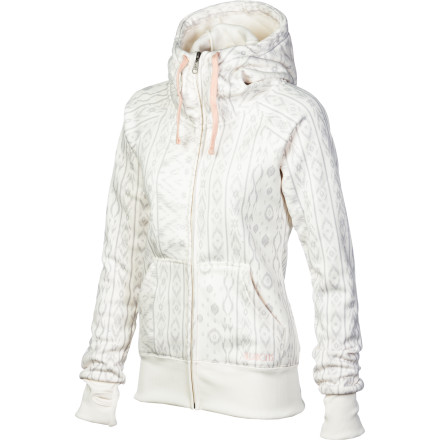 Surf Billabong Oh My Zip Full-Zip Hoodie - Women's - $41.57