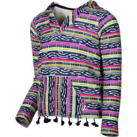 Surf Billabong Shootsville Pullover Hoodie - Girls' - $26.97