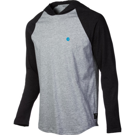 Surf Billabong Essential Raglan Pullover Hoodie - Men's - $34.95