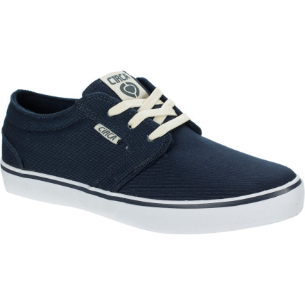 Skateboard The C1RCA Hesh Skate Shoe blends the attributes of a skate shoe and a casual shoe to make a versatile kick that looks just as fresh when you're chilling as it does when you're rocking out and whipping your hair around. - $32.48