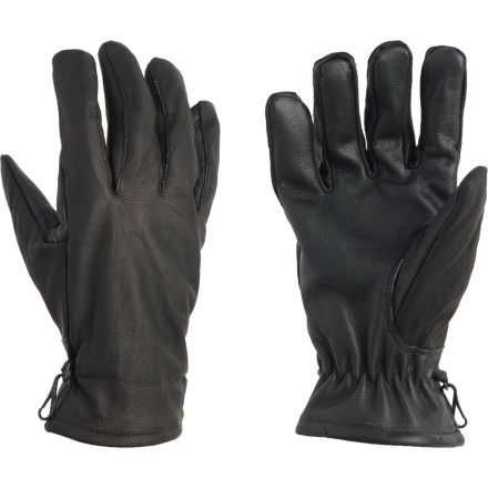The Celtek Driver Touchscreen Glove features special patented TouchTec leather designed to work with any touchscreen device from phones to music players to ATMs. Which means no more frozen fingers while switching playlists or sending texts...Pretty sweet, huh - $29.98