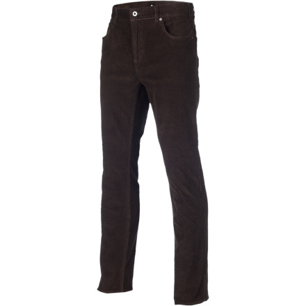 Skateboard The DC Straight Cord Pant rocks a semi-slim straight fit and just enough stretch to let you move while skating. - $45.50
