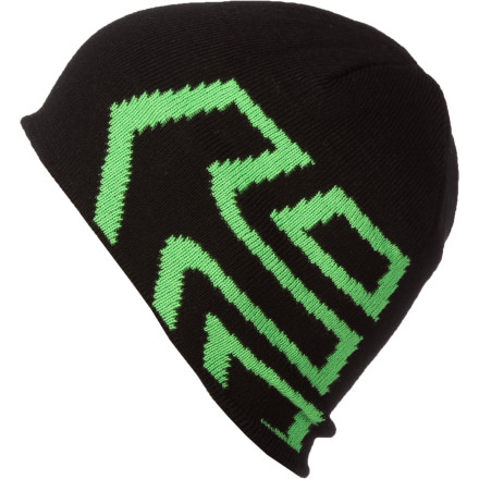 Skateboard Whether its 90 or negative 10 degrees Fahrenheit, we know you wont head out without sporting a beanie. We suggest the etnies Icon Outline Beanie  because the iconic logo represents your dedicated board lifestyle. Keep it real, never sell out, and wear the brand that you wont see a non-skating celebrity sporting. - $9.57